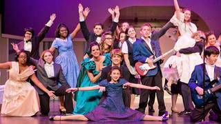 The Aventura Arts & Cultural Center hosts theater camp this summer