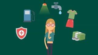 'Money: It's Personal' — Budgeting to live on your own