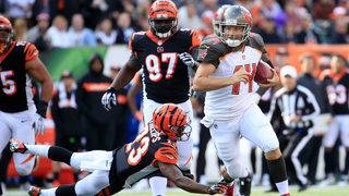 Bengals pick off Winston 4 times for 37-34 win over Bucs