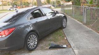 North Miami Beach residents wake up to find car windows smashed