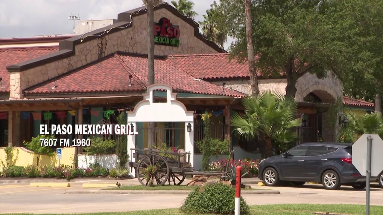El Paso Mexican Grill - 7607 FM 1960