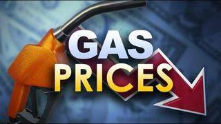 Gas prices continue to decrease nationally and locally