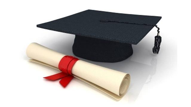 university diploma misspelled for 6 years