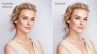CVS Pharmacy promises to end touchups of its beauty images