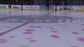 Jacksonville Icemen fight cancer