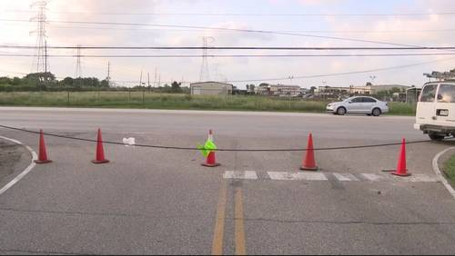 KPRC2 report leads to repair of downed utility pole