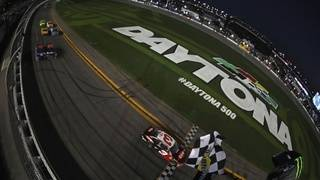 20 years after Dale Earnhardt's victory, Austin Dillon's 3 car wins Daytona 500