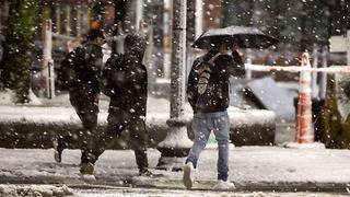 Fourth winter storm in 3 weeks to hit New England and mid-Atlantic