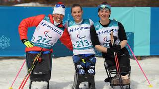 Oksana Masters: US Paralympian's remarkable journey from Ukraine orphanage