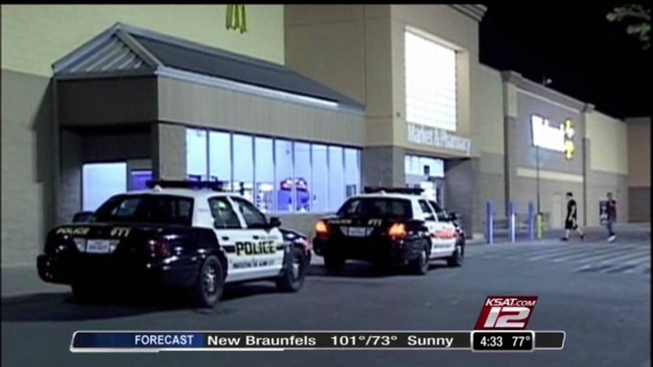 SAPD: 3 people steal from Walmart, punch officers