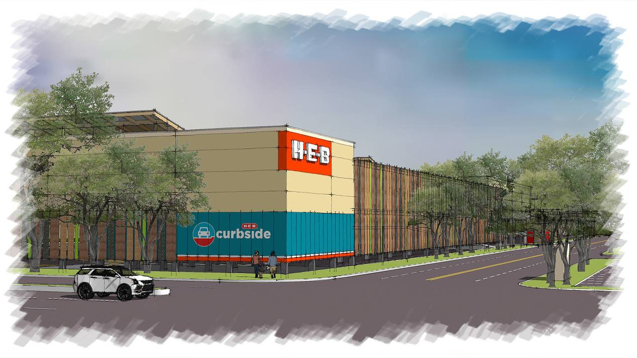 H E B To Open New Meyerland Plaza Location