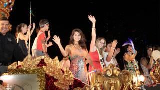 Fiesta events for April 28: Fiesta Flambeau Parade, Fiesta Fandango Run