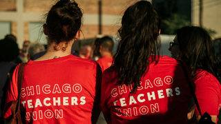 Chicago teachers strike stretches into second day