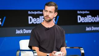 Twitter CEO's Twitter account hacked