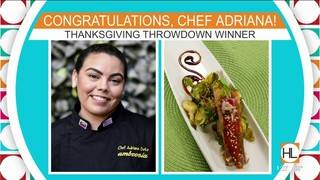 Thanksgiving Throwdown: Winner Revealed