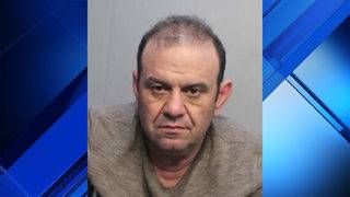 Hialeah man accused of trying to run over police officers with his car