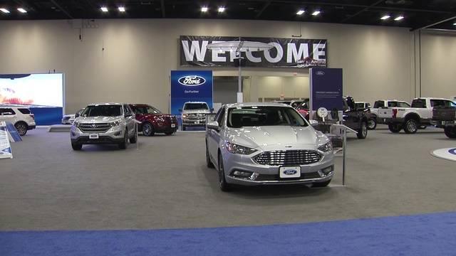 San Antonio Auto And Truck Show Kicks Off - San antonio car show