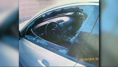 Dozens of vehicles broken into at Southside Place apartment complex