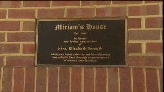 Miriam's House receives $100,000 grant to help more homeless families