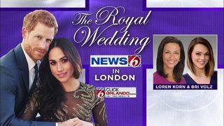 News 6 royal reporters cover wedding festivities in Windsor