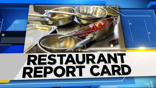 Restaurant Report Card: Rodent excrement found at local eateries