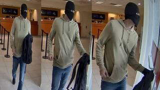 Masked man robs SunTrust Bank branch in Weston, FBI says