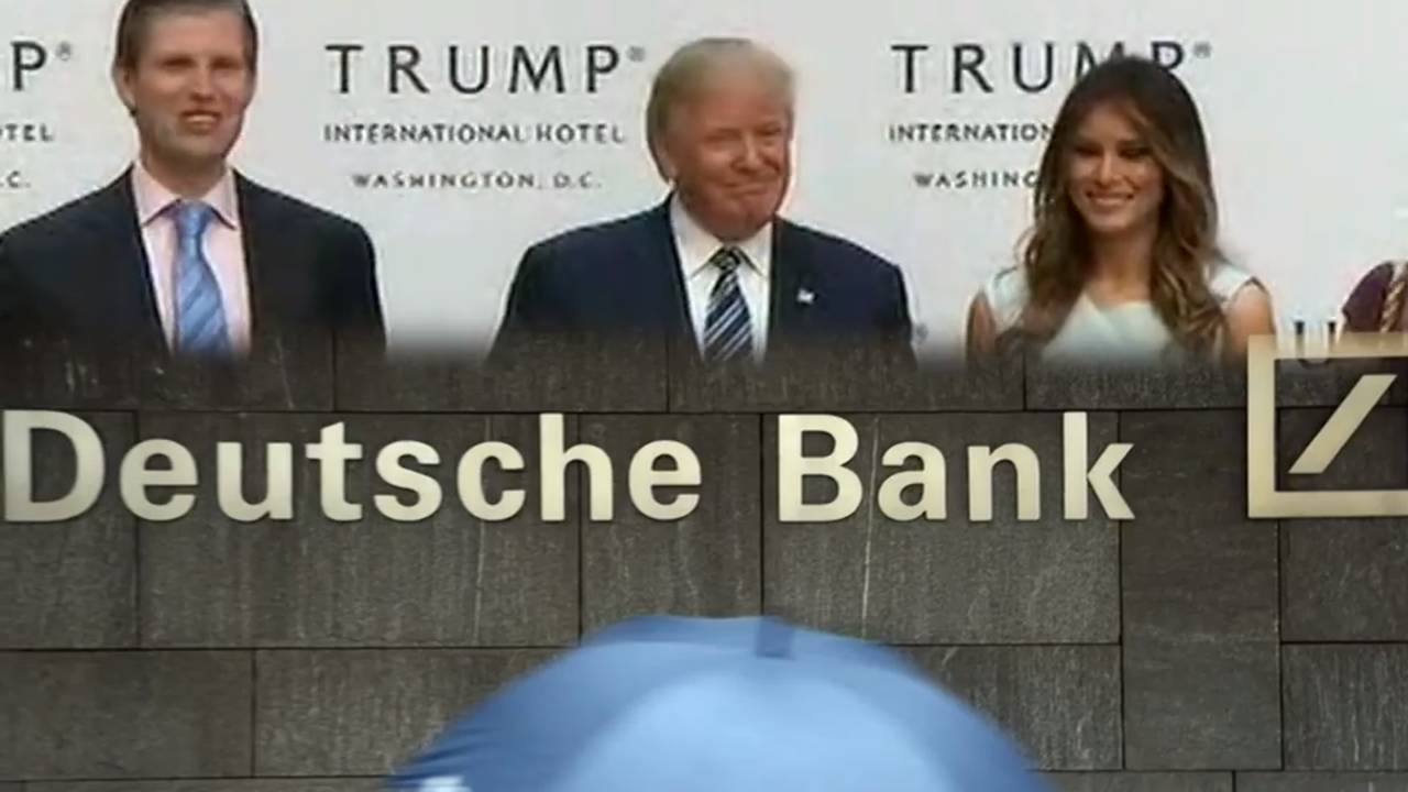 Image result for photos trump kushner deutsche bank