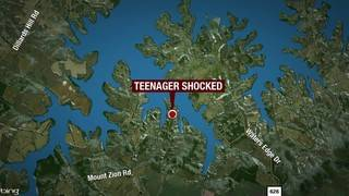 17-year-old girl recovering after electric shock while swimming at Smith&hellip&#x3b;