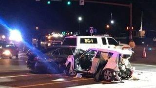 Baby dies after fiery crash on Blanding Boulevard