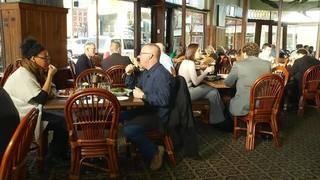 Restaurant Week kicks off in downtown Roanoke