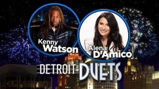 Detroit Duets: Alena D'Amico and Kenny Watson