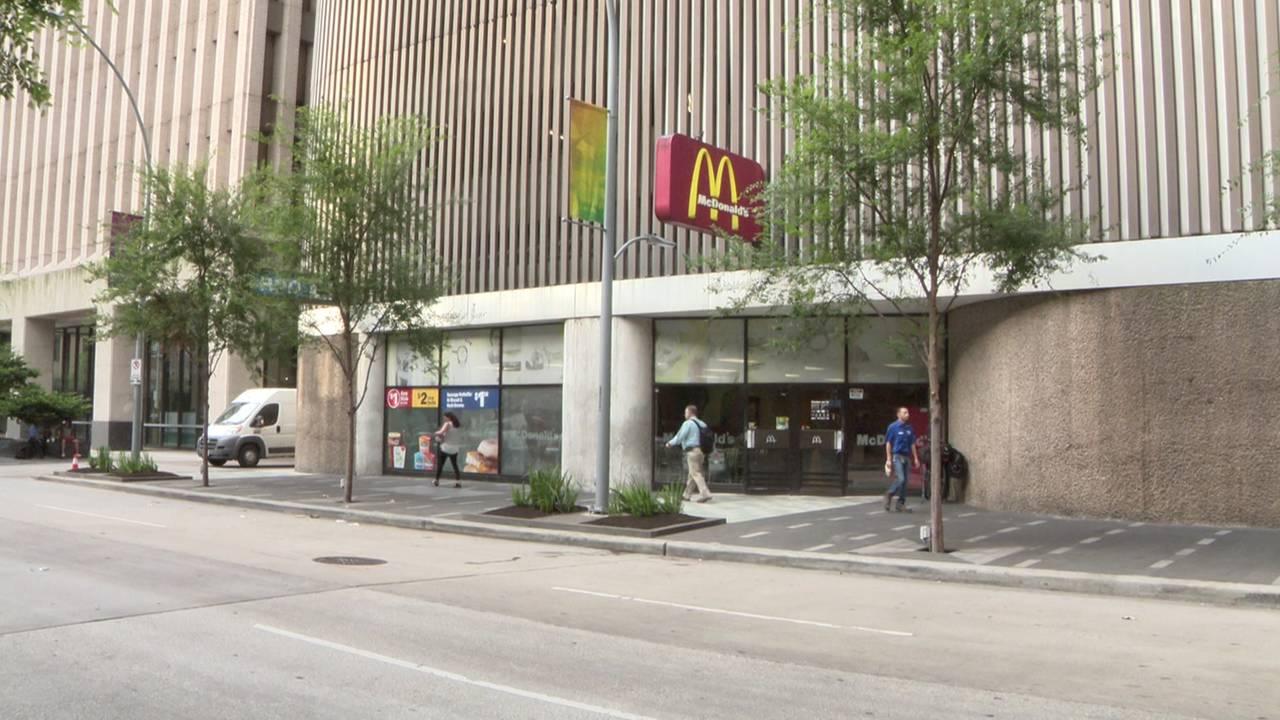McDonald's - 808 Dallas