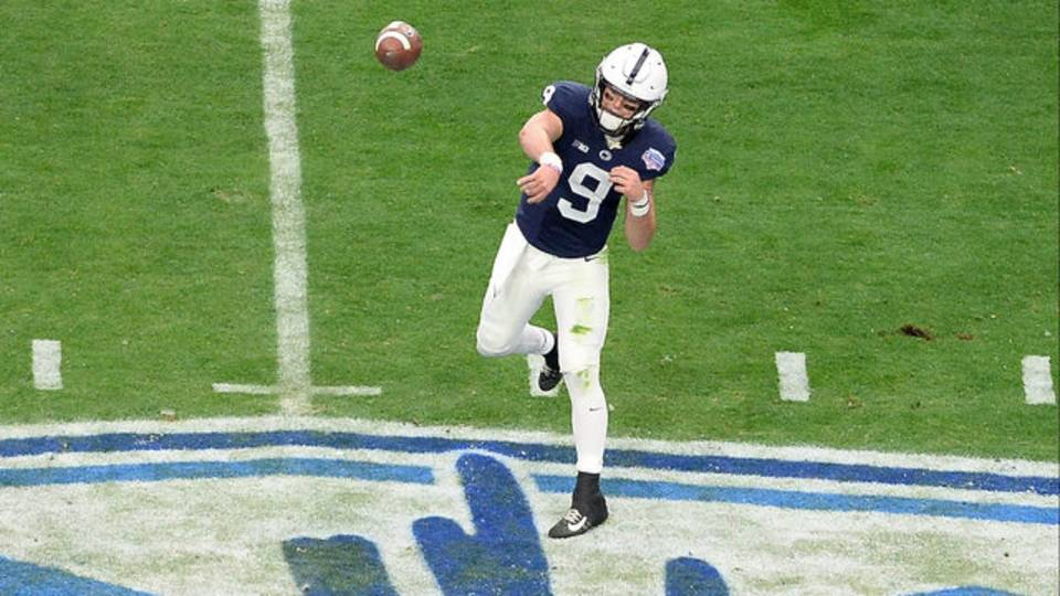 Penn State football Trace McSorley 2017