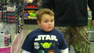 Local 6-year-old collects bears for those less fortunate