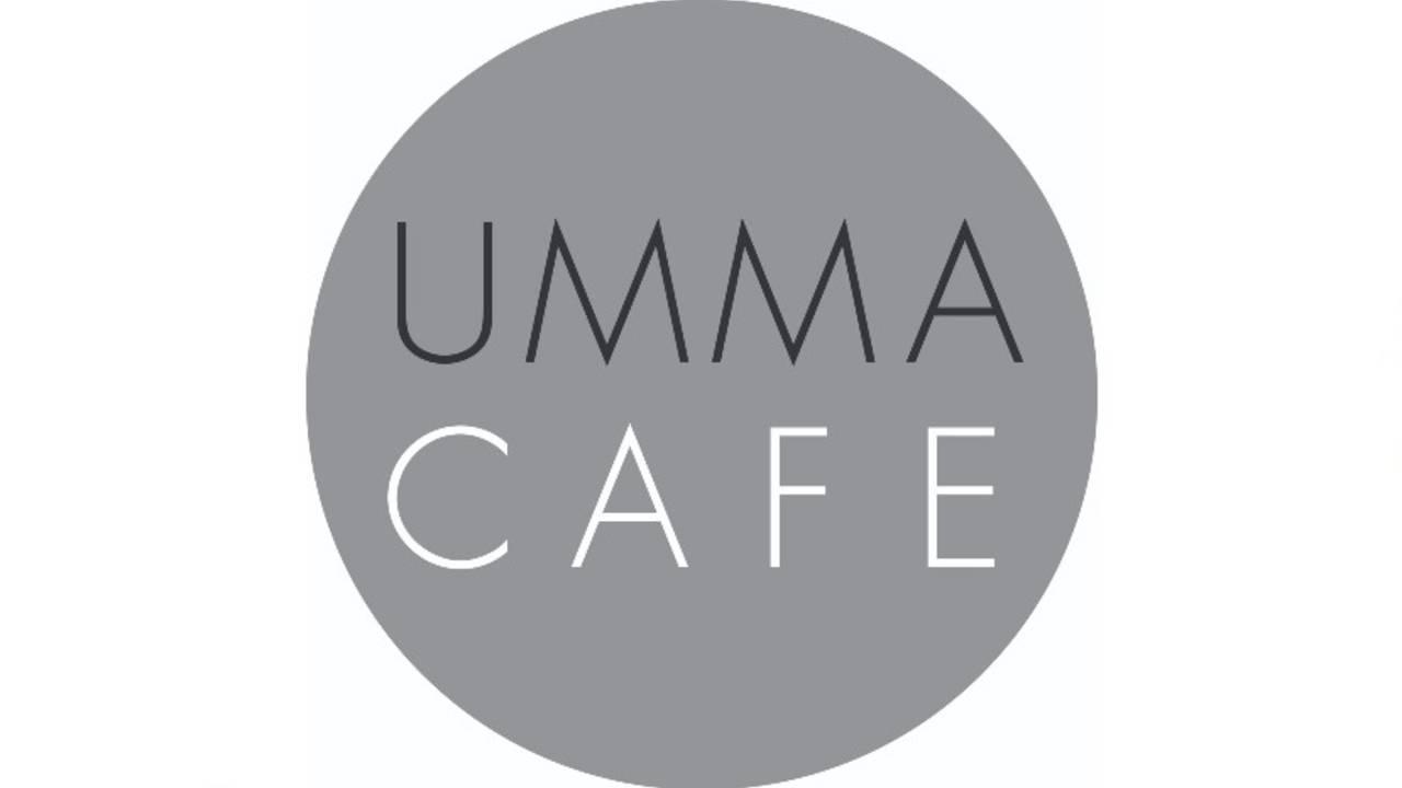 UMMA cafe logo