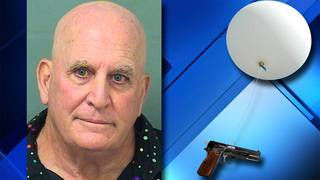 South Florida man used gun tied to weather balloon to fake his murder