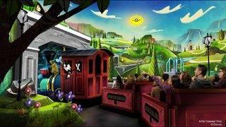 Disney delays debut of 'Runaway Railway' ride at Hollywood Studios
