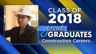 Great Graduates: John Michael Lim, Construction Careers
