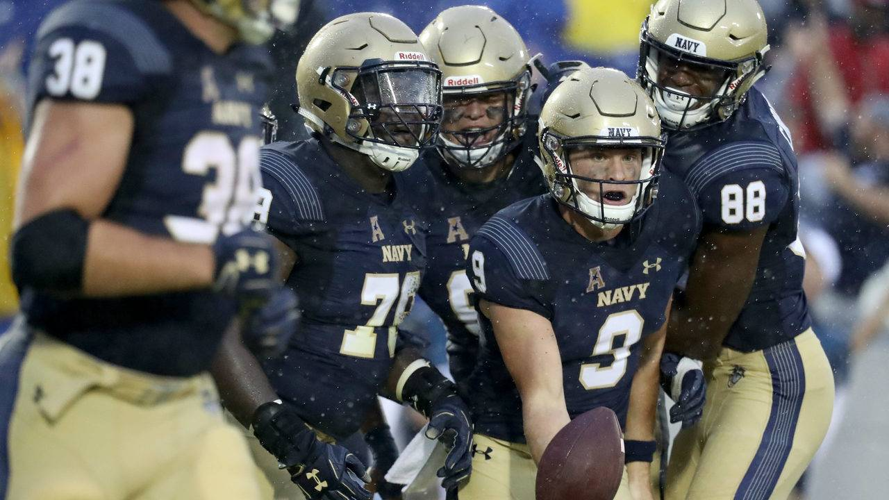 Navy Football Vs Air Force Time Tv Schedule Game Preview