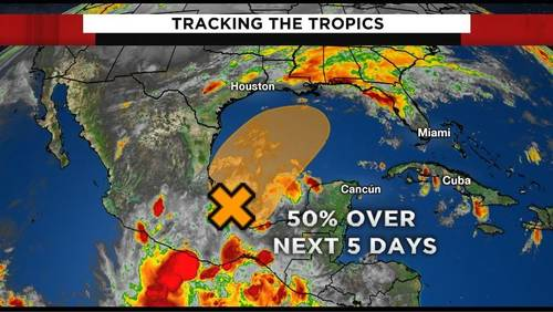 Here's what we know, don't know about the tropical system in the Gulf