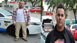 2 men accused of purchasing gas in Doral with cloned credit cards, gift cards