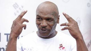 Mike Tyson says he burns through $40K of weed every month