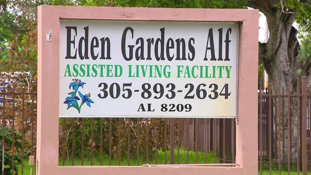 Eden Gardens sign