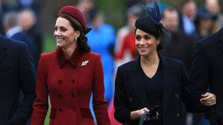 Royals issue social media guidelines after Meghan-Kate abuse