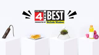 VOTE HERE for 2018 Vote 4 the Best!