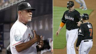 Marlins part with pitching coach Nieves, 3 other coaches