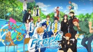 Anime Review: Free! Take Your Marks