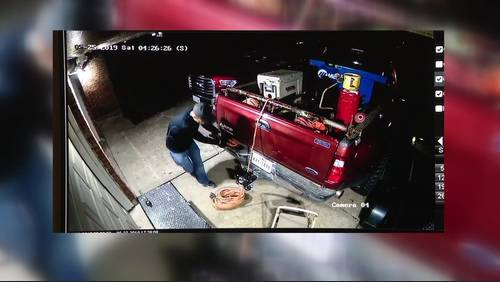 Thieves steal $10,000 worth of equipment, tools from residents in Pasadena neighborhood