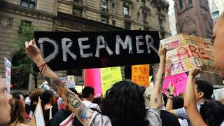 DACA talks back to starting line after Trump meeting