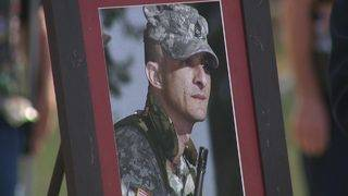 City dedicates Jones Maltsberger bridge to fallen soldier